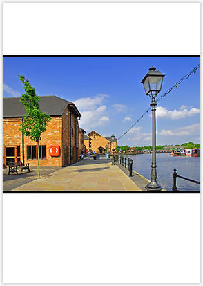 Photo Calendar of Around Staffordshire by Rod Johnson