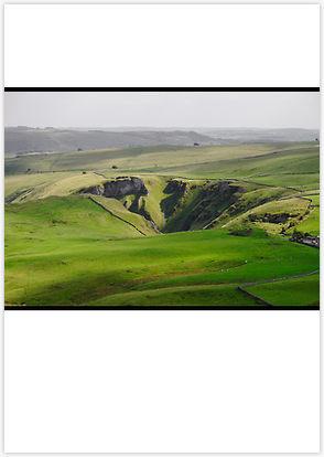 Photo Calendar of Peak District Landscapes by Rod Johnson