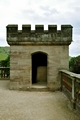 >Garden Terrace Turret, Ilam Hall by Rod Johnson