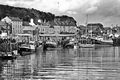>The Fish Quay, Whitby by Rod Johnson