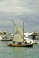 >Leaving Yarmouth Under Sail by Rod Johnson