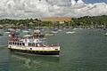 >The MV Princessa, Falmouth Harbour by Rod Johnson