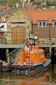 >Whitby Lifeboat and Lifeboat Station by Rod Johnson