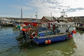 >Fishing Boats at Endeavour Wharf, Whitby by Rod Johnson