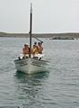 >Returning Boat by Rod Johnson