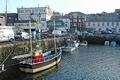 >Custom House Quay, Falmouth by Rod Johnson