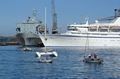 >Ships and Boats, Falmouth by Rod Johnson