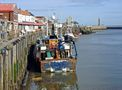 >Whitby Fish Quay by Rod Johnson