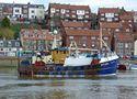 >Fishing Trawler, Whitby by Rod Johnson