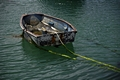 >Old Dinghy, Penzance Harbour by Rod Johnson