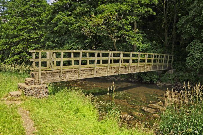 >Gipsy Bank Bridge, Wolfscote Dale by Rod Johnson