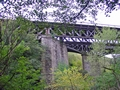 >Millers Dale, Twin Viaducts by Rod Johnson