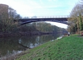 >Albert Edward Bridge by Rod Johnson