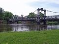 >The Ferry Bridge by Rod Johnson