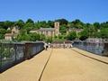 >Across The Iron Bridge by Rod Johnson