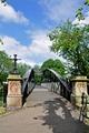 >Across Andresey Bridge, Burton on Trent by Rod Johnson