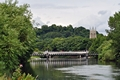 >The River and Bridges at Burton on Trent by Rod Johnson