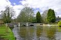 >Sheepwash Bridge, Ashford-in-the-Water by Rod Johnson