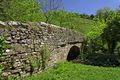 >Viator's Bridge at Milldale, Staffordshire by Rod Johnson