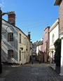 >Castle Terrace, Bridgnorth by Rod Johnson