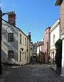 >Castle Terrace, Bridgnorth by Rod Johnson