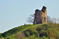 >Tutbury Castle, Ruins by Rod Johnson