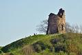 >Tutbury Castle, Ruins by Rod Johnson