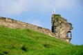 >North Tower, Tutbury Castle by Rod Johnson