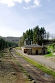 >The Disused Alton Towers Railway Station by Rod Johnson