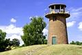 >Tower Windmill at Staunton Harold Reservoir by Rod Johnson
