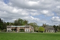>Okeover Hall and Manor Church by Rod Johnson