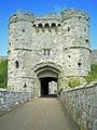 >The Gatehouse, Carisbrooke Castle by Rod Johnson
