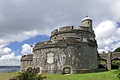 >St Mawes Castle, East Side Bastion by Rod Johnson