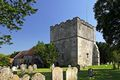 >St Michael's Church, Shalfleet by Rod Johnson
