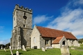 >St Andrew's Church, Chale, Isle of Wight by Rod Johnson