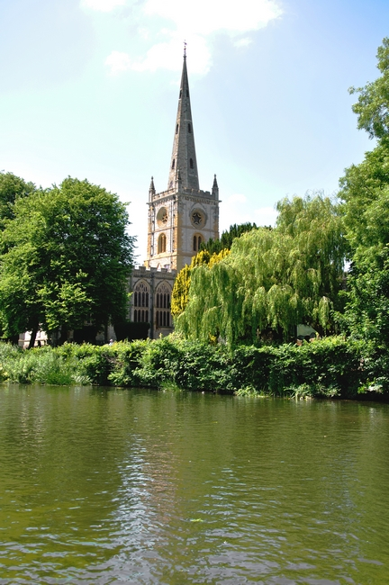 Holy Trinity Church, Stratford-upon-Avon by Rod Johnson