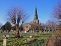 >St Marys Church, Marston on Dove by Rod Johnson