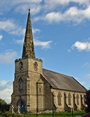 >St Mary's Church, Coton in the Elms by Rod Johnson