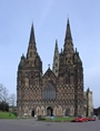 >Lichfield Cathedral by Rod Johnson