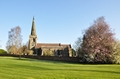 > St Mary's Church, Rolleston on Dove by Rod Johnson