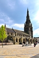 >St Mary's Church, Lichfield by Rod Johnson