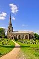 >St George's Church, Ticknall by Rod Johnson
