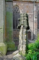 >Ancient Church Tower Pinnacle, Derby by Rod Johnson