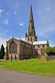 >St Oswald's Church, Asbourne by Rod Johnson