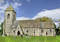 >St Paul's Church, Scropton, Derbyshire by Rod Johnson