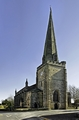 >St Mary's Church, Uttoxeter upon Avon by Rod Johnson