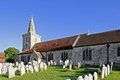 >St Mary's Church, Brading by Rod Johnson