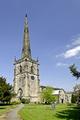 >St Wystan's Church, Repton by Rod Johnson