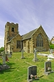 >St Leonard's Church, Wychnor by Rod Johnson