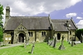 >St Katherine's Church at Rowsley, Derbyshire by Rod Johnson
